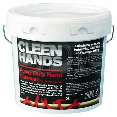 Cleenol Heavy Duty Hand Cleaner (DXCH5) - 5 Litres