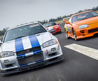 Triple Movie Supercar Drive Experience - Drive 3 Fabulous Supercars - HALF PRICE