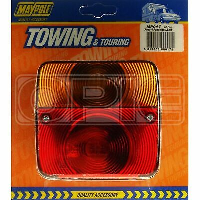 Maypole Radex - Rear Square Lamp - Combination (017)