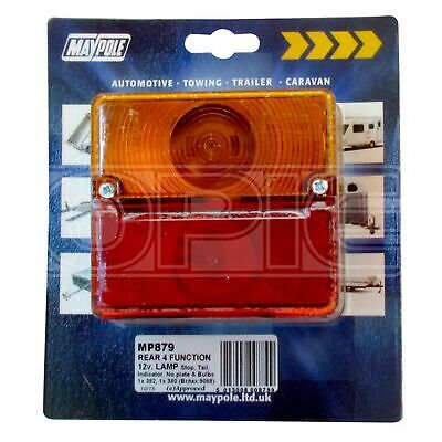 Maypole Britax 9088.00 - Rear Square Lamp - Combination (879)