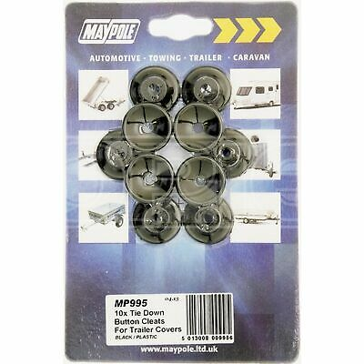 Maypole Trailer Cover Plastic Button Cleats (995)
