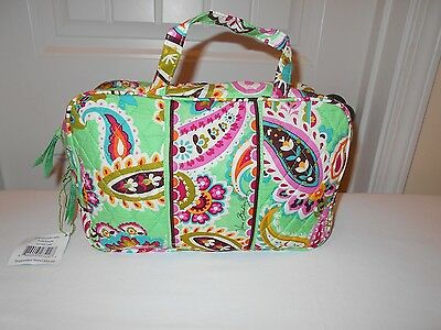 Vera Bradley Tutti Frutti Grand Cosmetic New With Tags Free Shipping