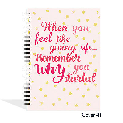 FOOD Diary Slimming World Compatible Diary Planner Tracker Log Book Journal B41