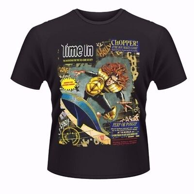 2000Ad Chopper T Shirt,  New Official, Adult Sizes Xl