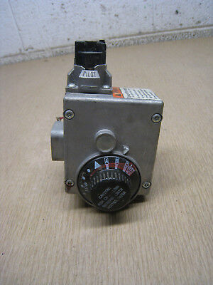 AO Smith 186300-000 37C73U-652 Water Heater Control Gas Valve Thermostat Used