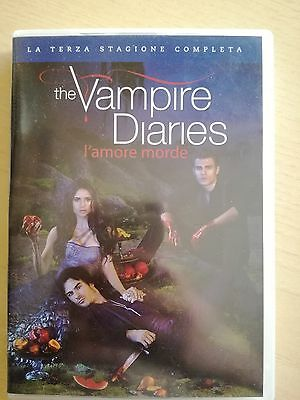 The Vampire Diaries (5 DVD) - La Terza Stagione Completa in ITALIANO