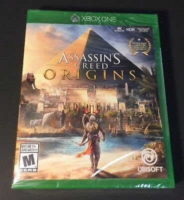 Assassin's Creed [ Origins ] (XBOX ONE) NEW