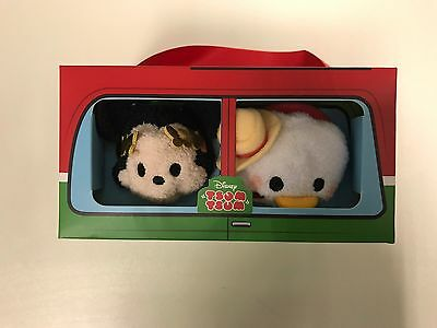 Disney Store Tsum Tsum Italian Box Set