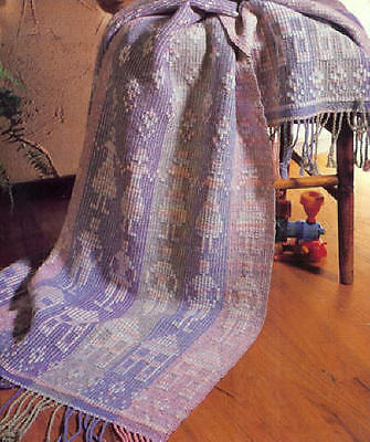 Handwoven's Design Collection 14: weaving Baby patterns