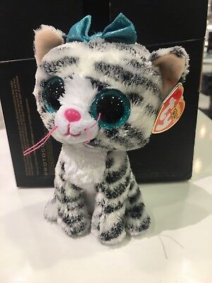 a30e07f13ff TY FIRECRACKER the Cat Claire s Exclusive Beanie Boos 6