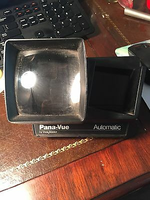 Pana-Vue by View Master 2x2 Automatic Lighted USED