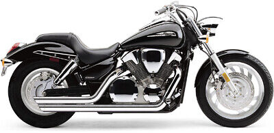 Cobra Chrome Speedster Slashdown Full Exhaust VTX1300C 2004-2009 #1832