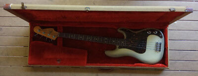 Fender Precision Bass (Made in USA [1977-78]) with Case (Stunning Condition)