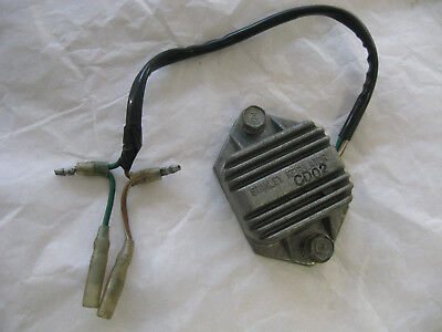 Honda XL 185 S Regler Regulator Stanley