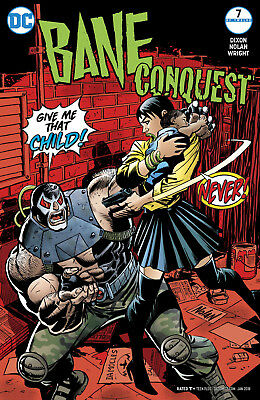 Bane Conquest #7 (Of 12) (2017) 1St Printing Dc Bagged & Boarded Batman