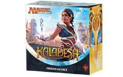 Magic The Gathering Kaladesh Pre-Release Pack Brand New & Sealed Cheap !!