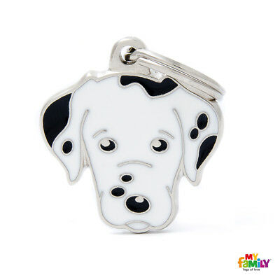 Pet  Dog ID Tag - Engraved FREE - Personalised - Identity - Charm VARIOUS DESIGN