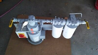 Hydraulic Kidney Loop Filters Ideal For Machine Mounted Or Mobile Dolly Mounted
