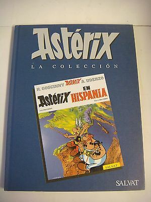 Comics Libro De Asterix La Coleccion Asterix Hispania De Salvat