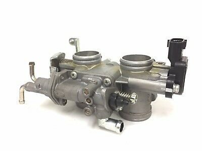 Yamaha 2009 2010 2011 XP500 TMAX OEM Throttle Body W/ Sensor - Video!