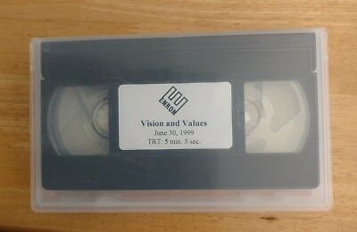Enron VHS Vision and Values