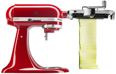 New KitchenAid - Vegetable Sheet Cutter Attachment - KSMSCA