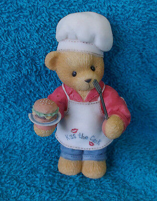 Cherished Teddies Dennis 'You Put The Spice In My Life' Figurine 1999