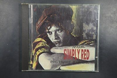 Simply Red  ‎– Picture Book  - 10 Track CD -  Electronic, Rock, Funk   (C485)