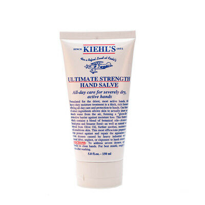 Kiehl's Ultimate Strength Hand Salve - Large 5oz (150ml)