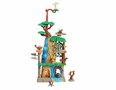 Jp Lion Guard Training Lair Play Set & 2 Figures Toy Play New UK SELLER