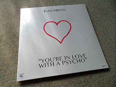 """Kasabian - You're In Love With A Psycho 10"""" Vinyl Record Store Day 2017 RARE!"""