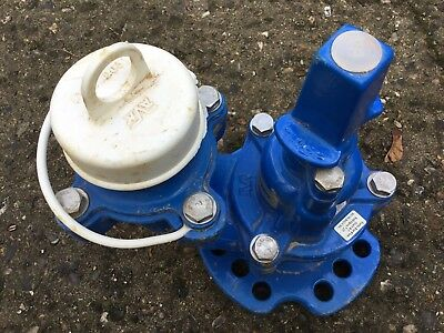 Avk Fire Hydrant Squat On/off Valve Series 29/388 Type 2 Loose Stopper Bs 750