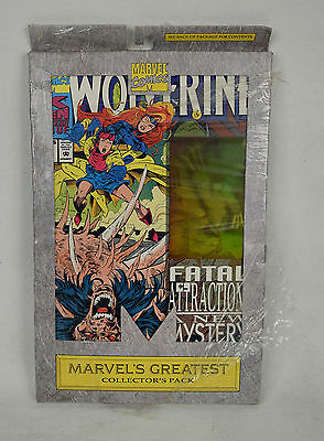 Wolverine Marvels Greatest Collectors Pack 73 74 75 What If 59 Fatal Attractions