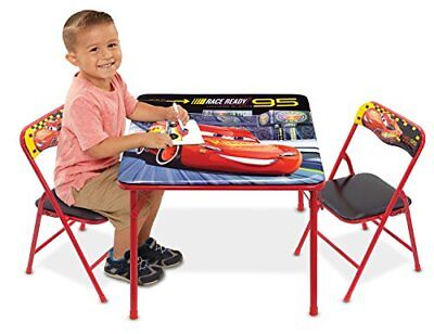 Moose Mountain - Domestic Cars Disney 3 Activity Table Playset