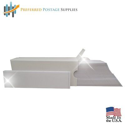 "Preferred Postage Supplies Neopost/Hasler 6-1/8"" x 1-9/16"" Postage tape strip."