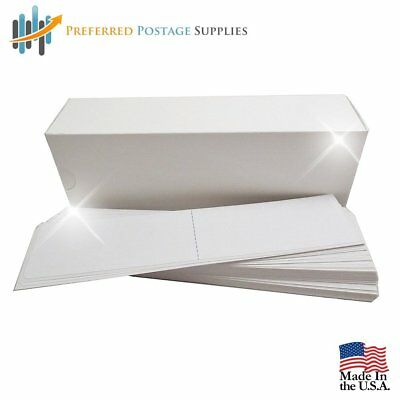 "Preferred Postage Supplies (USPS APPROVED)7"" x 1 3/4"" Postage Meter Tape Compare"