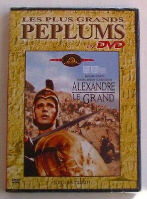 DVD ALEXANDRE LE GRAND - Richard BURTON / Fredric MARCH - NEUF