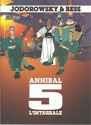 ANNIBAL 5 L'INTEGRALE  ed. Magic Press ) SCONTO 20%