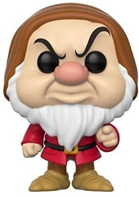 Snow White - Grumpy - Funko Pop! Disney: (2017, Toy NUEVO)