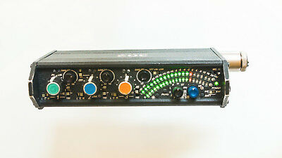 Sound Devices 302 Field Mixer with Petrol Bag