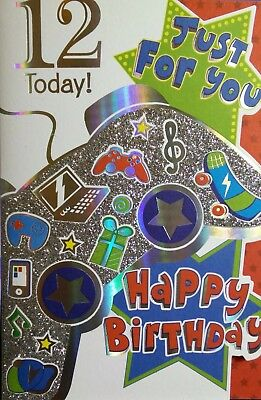 Birthday Cards For 12 Years Old Boydifferent Designs