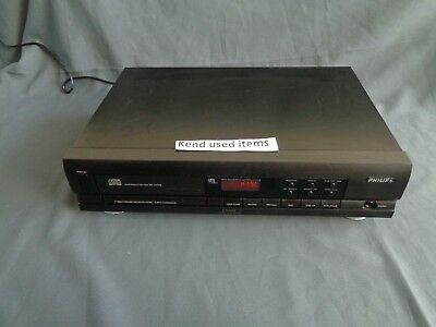 PHILIPS CD502 cd speler compact disc player Spieler HiFi component lecteur