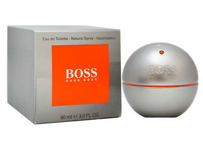 Hugo Boss Boss In Motion For Men Cologne Eau de Toilette 3.0 oz ~ 90 ml Spray