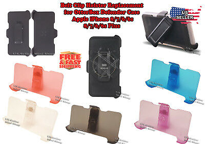 Belt Clip Holster Replacement for OtterBox Defender Case iPhone 6/6s/7/8 & Plus