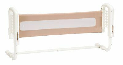 Safety 1st Top-of-mattress Bed Rail, Cream Crib Bed Rail Toddler