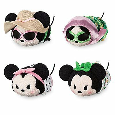 Disney Minnie Mouse Tsum Plush Set - Mini 3 1/2 in