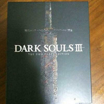 PS4 DARK SOULS III THE FIRE FADES EDITION PlayStation 4 USED F/S from JAPAN