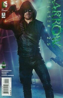 Arrow: Season 2.5 #11