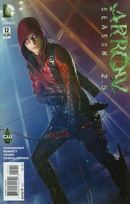 Arrow: Season 2.5 #12