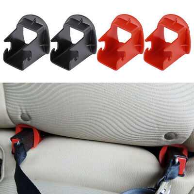 Pair of ISOFIX Guide Child Seat Fixed Groove Buckle Baby Safety Universal UK